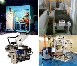 産業ロボットシステム